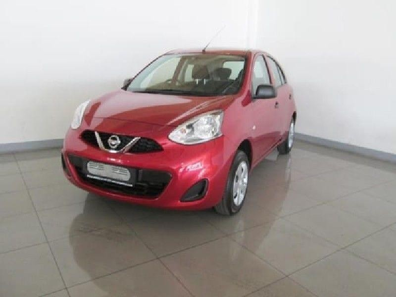 used nissan micra 1 2 active visia for sale in western cape id 2839920. Black Bedroom Furniture Sets. Home Design Ideas