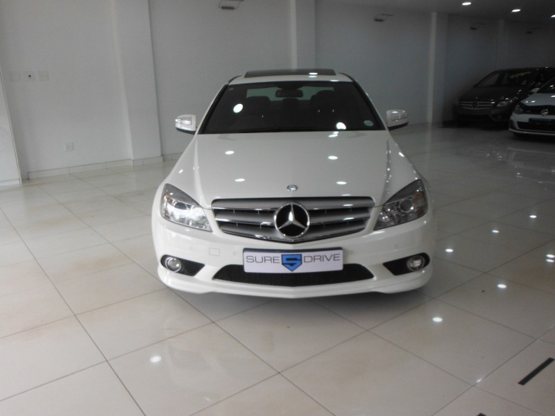 Used mercedes benz c class c200 amg for sale in kwazulu for 2008 mercedes benz c class for sale