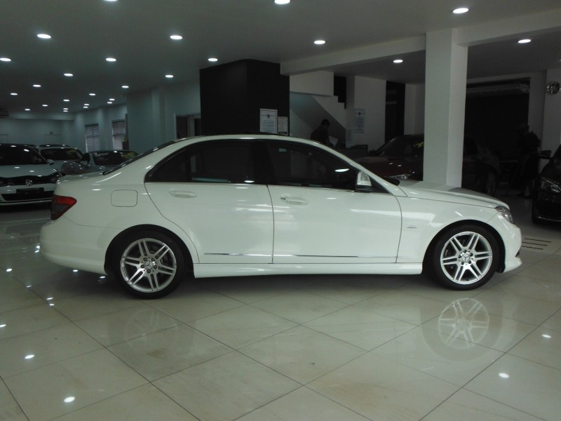 Used mercedes benz c class c200 amg for sale in kwazulu for Mercedes benz c class 2008 for sale