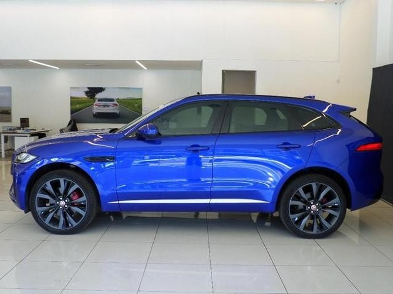 used jaguar f pace 3 0 v6 s c awd first edition for sale in gauteng id 2841086. Black Bedroom Furniture Sets. Home Design Ideas