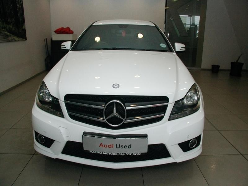 used mercedes benz c class c180 be coupe for sale in north west province id 2841754. Black Bedroom Furniture Sets. Home Design Ideas