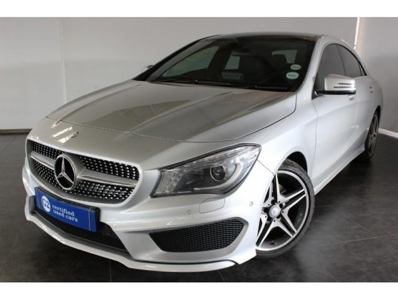 Used mercedes benz cla class 220d auto for sale in gauteng for Used mercedes benz cla class for sale