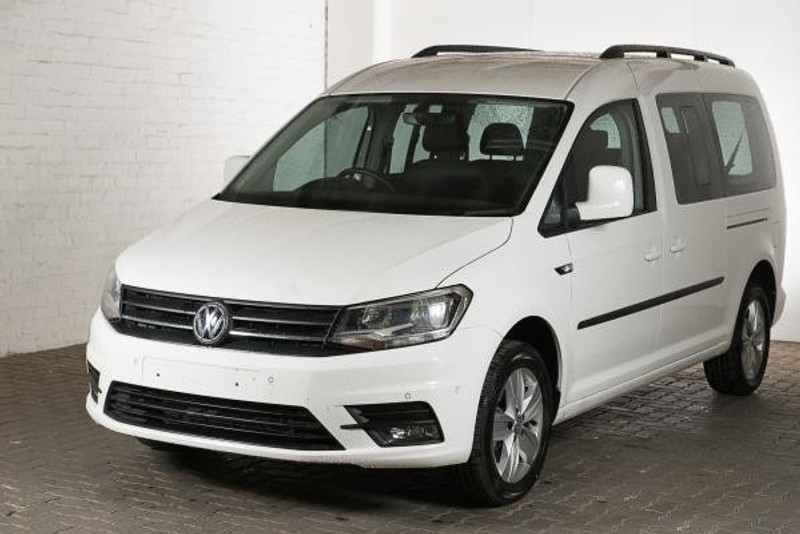 used volkswagen caddy maxi 2 0 tdi trendline dsg 103kw for sale in gauteng id. Black Bedroom Furniture Sets. Home Design Ideas