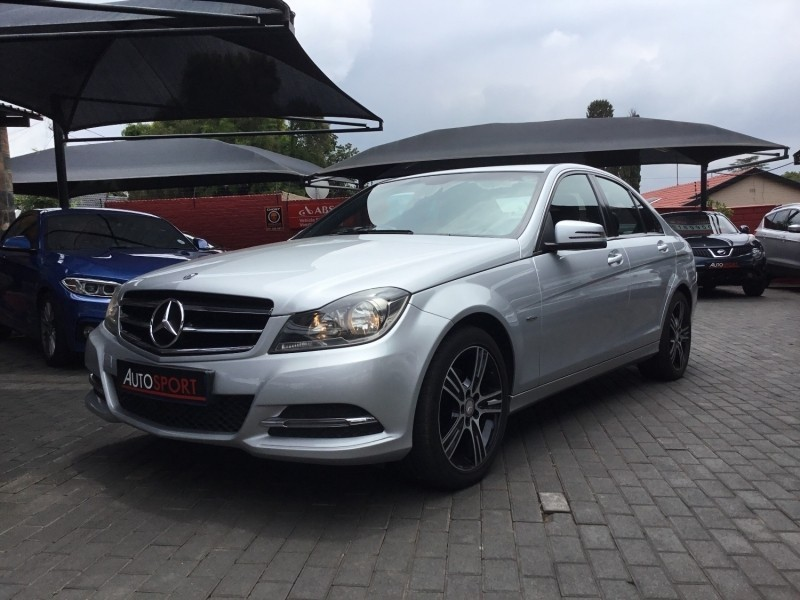 Used mercedes benz c class c200 edition c auto for sale in for Mercedes benz c class used cars for sale