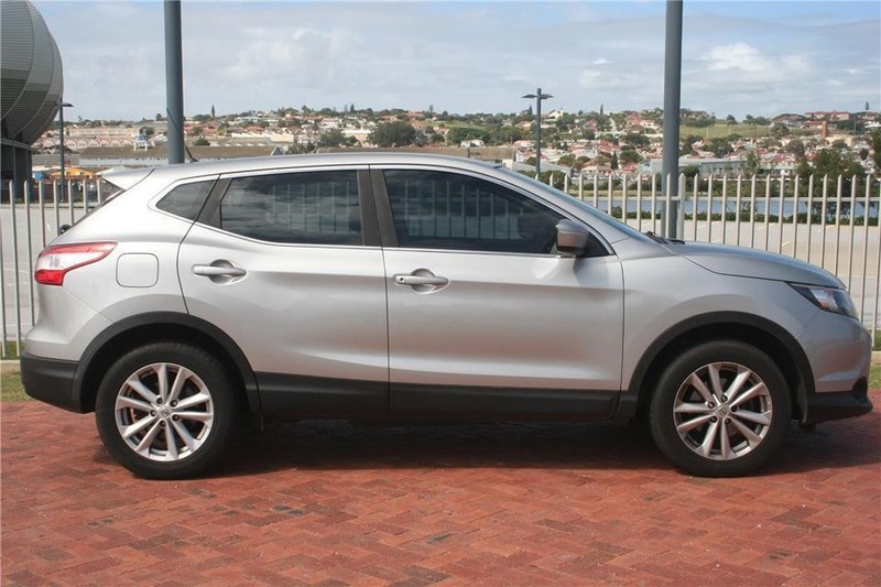 Used Nissan Qashqai 1 5 Dci Acenta For Sale In Eastern