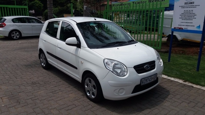 used kia picanto hatchback for sale in gauteng id 2844174. Black Bedroom Furniture Sets. Home Design Ideas