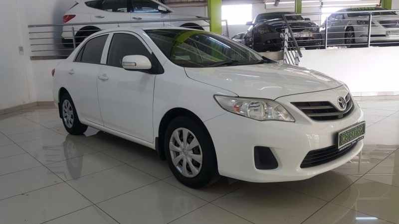 used toyota corolla 1 6 professional for sale in gauteng id 2844366. Black Bedroom Furniture Sets. Home Design Ideas