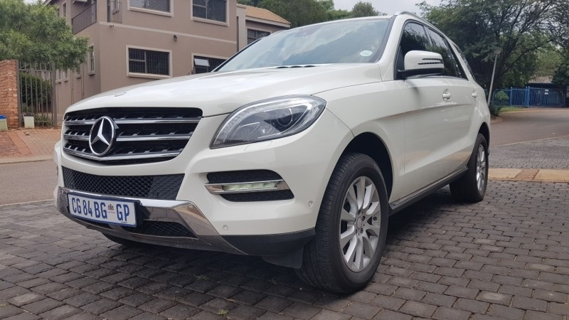 used mercedes benz m class ml 250 bluetec for sale in gauteng id 2844916. Black Bedroom Furniture Sets. Home Design Ideas