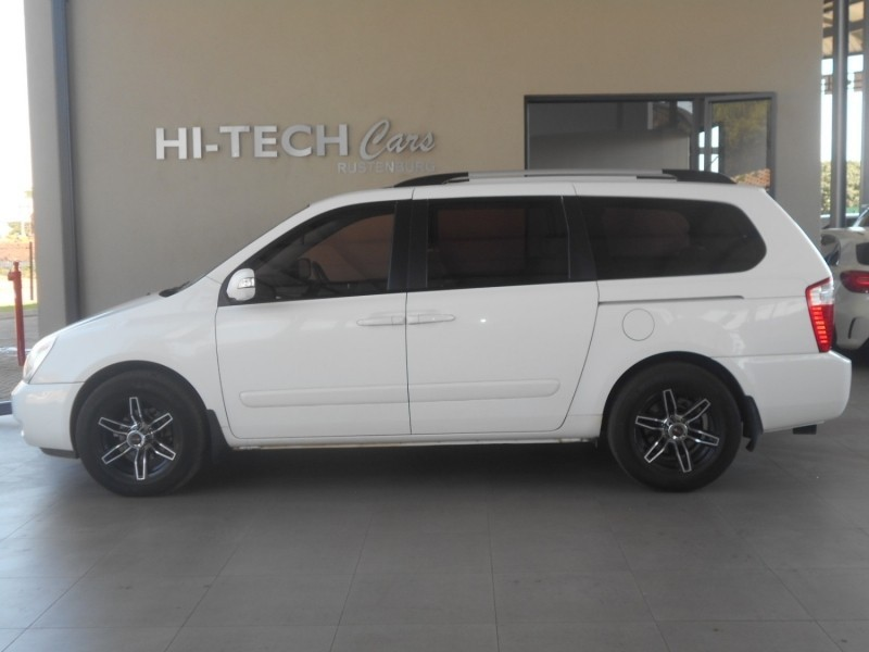 Used Kia Sedona 2 9 Crdi A T For Sale In North West