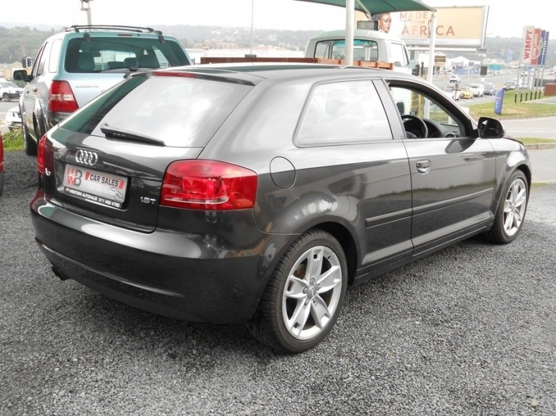 used audi a3 1 8 tfsi ambition for sale in gauteng id 2845228. Black Bedroom Furniture Sets. Home Design Ideas