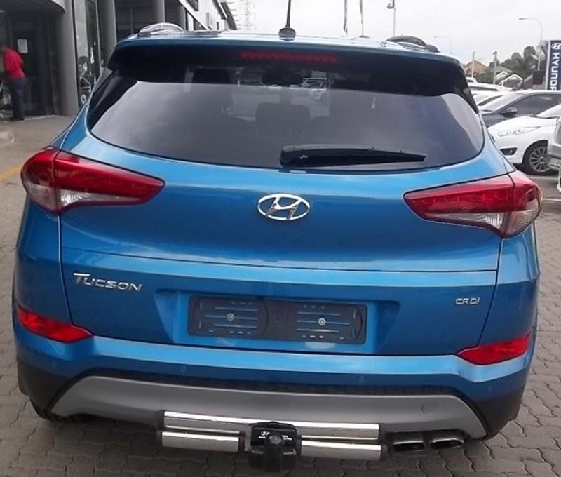 Used Hyundai Tucson 2.0 CRDi ELITE A/T For Sale In Gauteng