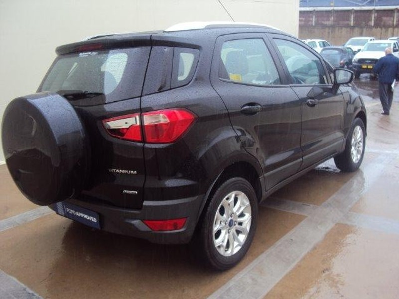 Used Ford Ecosport 1 0 Gtdi Titanium For Sale In Kwazulu