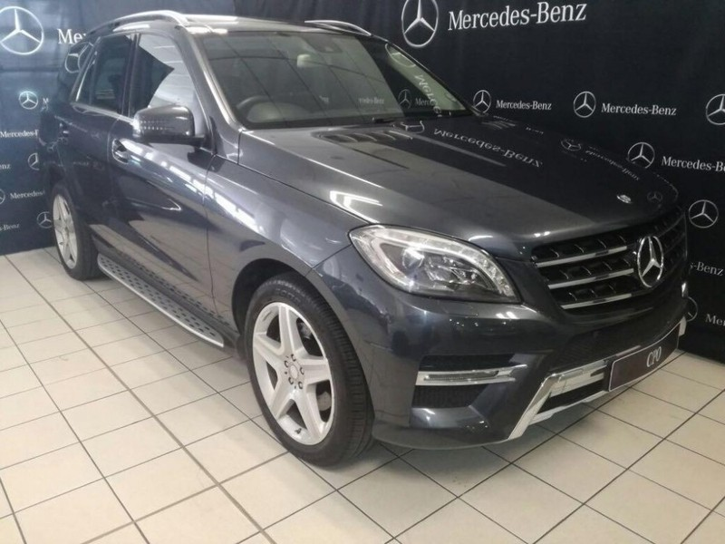 Used mercedes benz m class ml 350 bluetec for sale in for Mercedes benz claremont