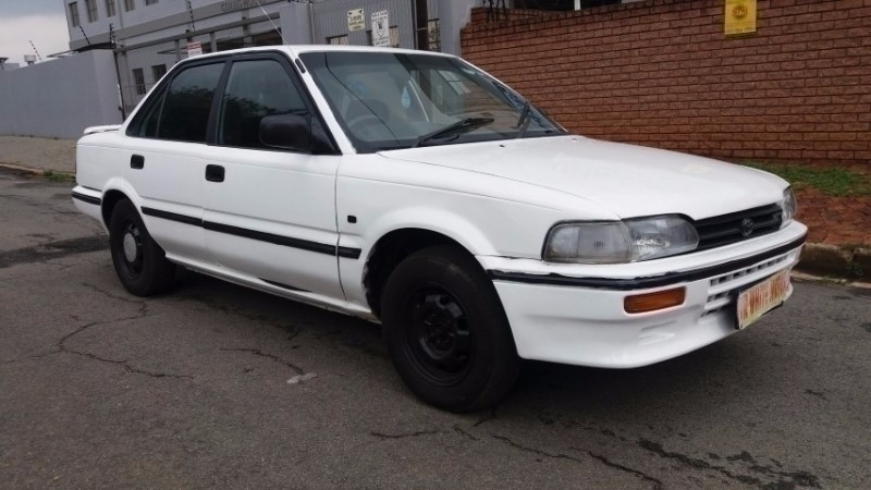 Used Toyota Corolla 160i Gle For Sale In Gauteng Cars Co