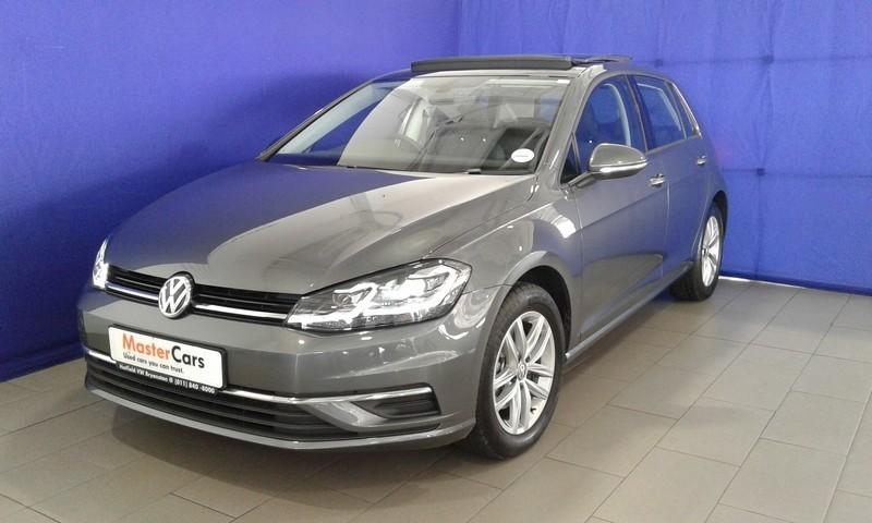 Used Volkswagen Golf Vii 1 4 Tsi Comfortline Dsg For Sale