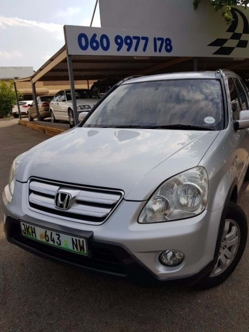 used honda cr v 2 0 rvi a t for sale in north west province id 2846734. Black Bedroom Furniture Sets. Home Design Ideas