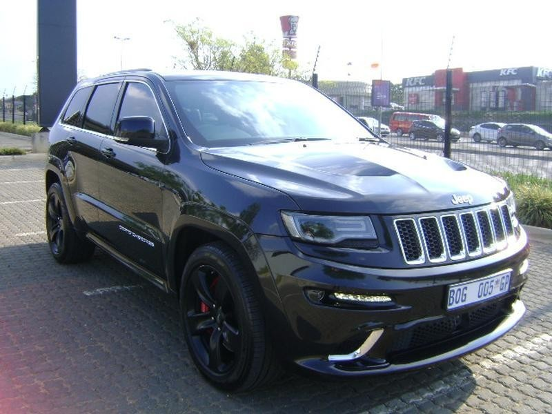 used jeep grand cherokee 6 4 srt for sale in gauteng id 2847376. Black Bedroom Furniture Sets. Home Design Ideas