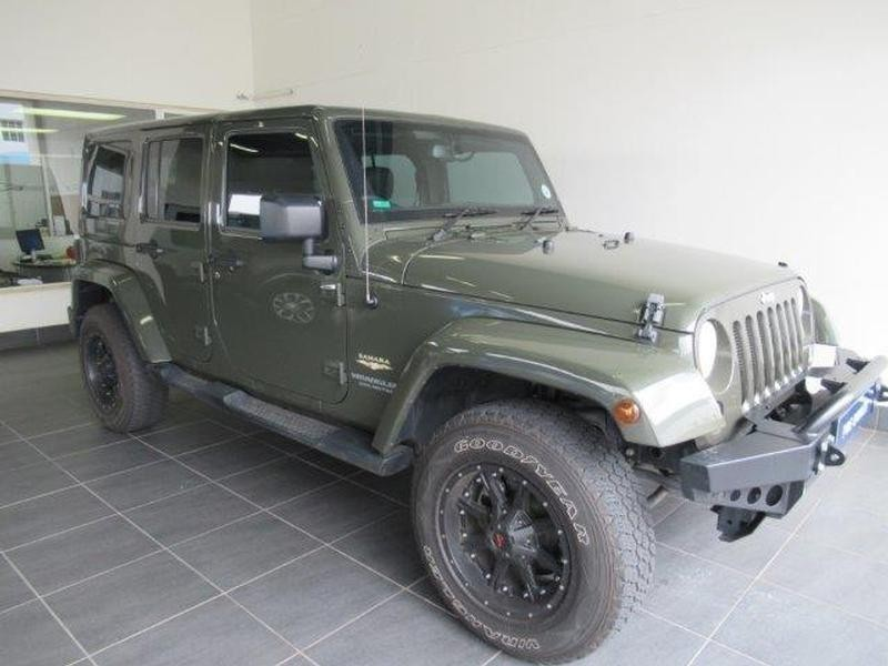 used jeep wrangler unlimited v6 a t for sale in gauteng id 2847378. Black Bedroom Furniture Sets. Home Design Ideas