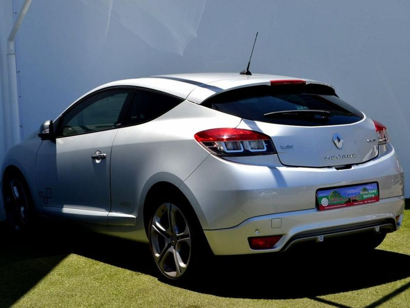 used renault megane iii 2 0t gt coupe 3 door for sale in western cape id 2848036. Black Bedroom Furniture Sets. Home Design Ideas