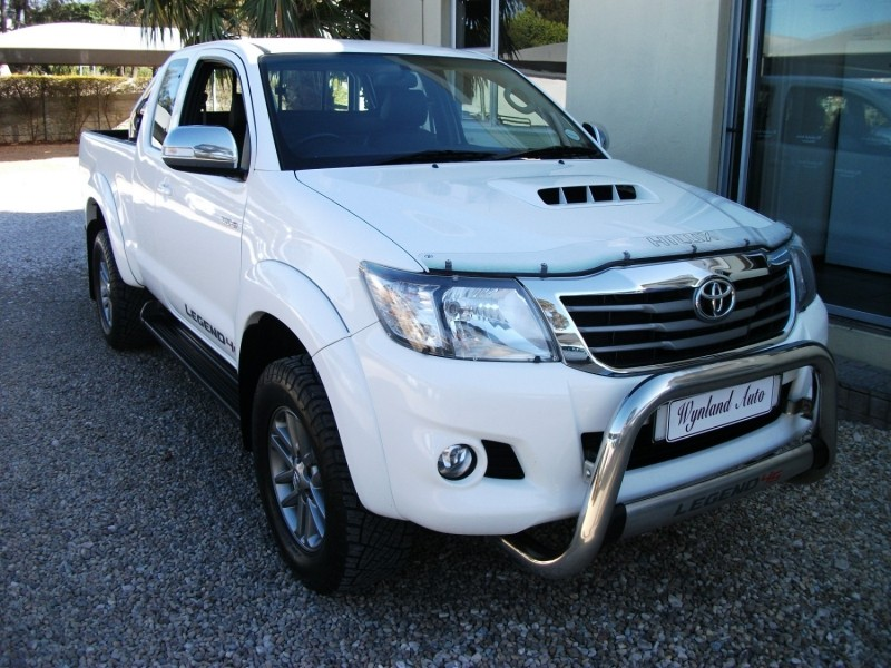 used toyota hilux 3 0d 4d legend 45 xtra cab p u for sale in western cape id 2848224. Black Bedroom Furniture Sets. Home Design Ideas
