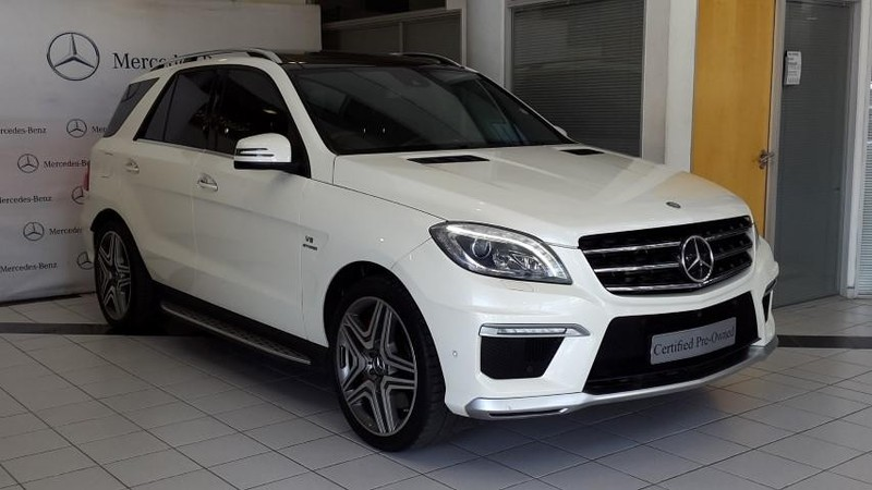 Used mercedes benz m class ml 63 amg for sale in western for 2014 mercedes benz m class ml63 amg
