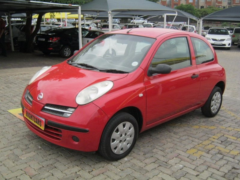 used nissan micra 1 4 comfort d60 for sale in gauteng id 2848586. Black Bedroom Furniture Sets. Home Design Ideas