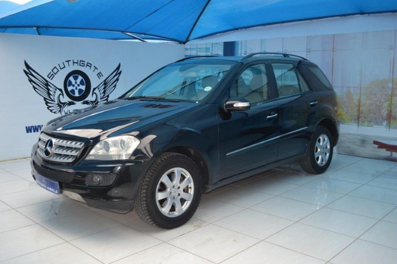 Used mercedes benz m class ml 350 a t for sale in gauteng for 2007 mercedes benz ml350 for sale