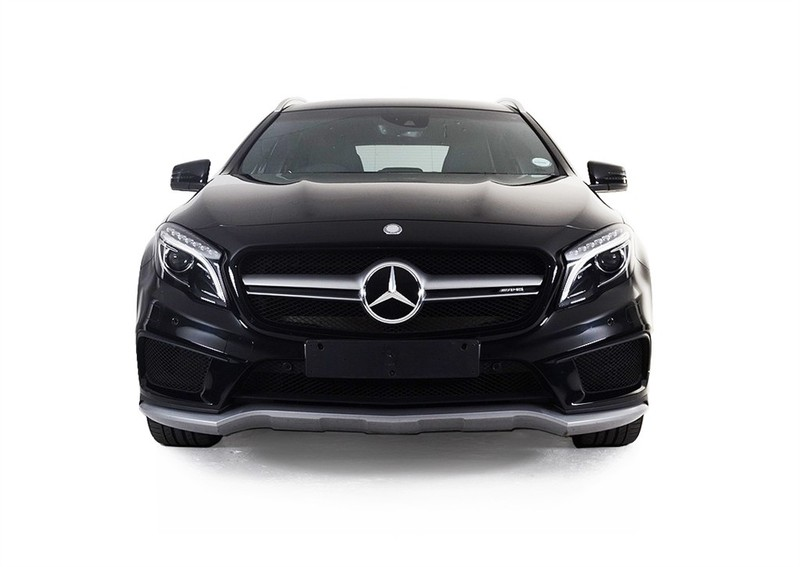 used mercedes benz gla class 45 amg for sale in western cape id 2849268. Black Bedroom Furniture Sets. Home Design Ideas