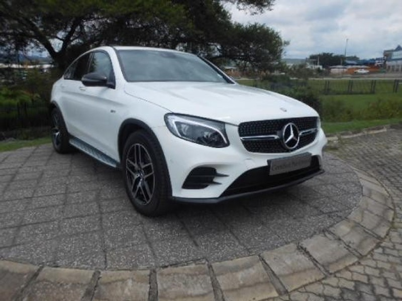 used mercedes benz glc amg glc 43 coupe 4matic for sale in mpumalanga id 2850416. Black Bedroom Furniture Sets. Home Design Ideas