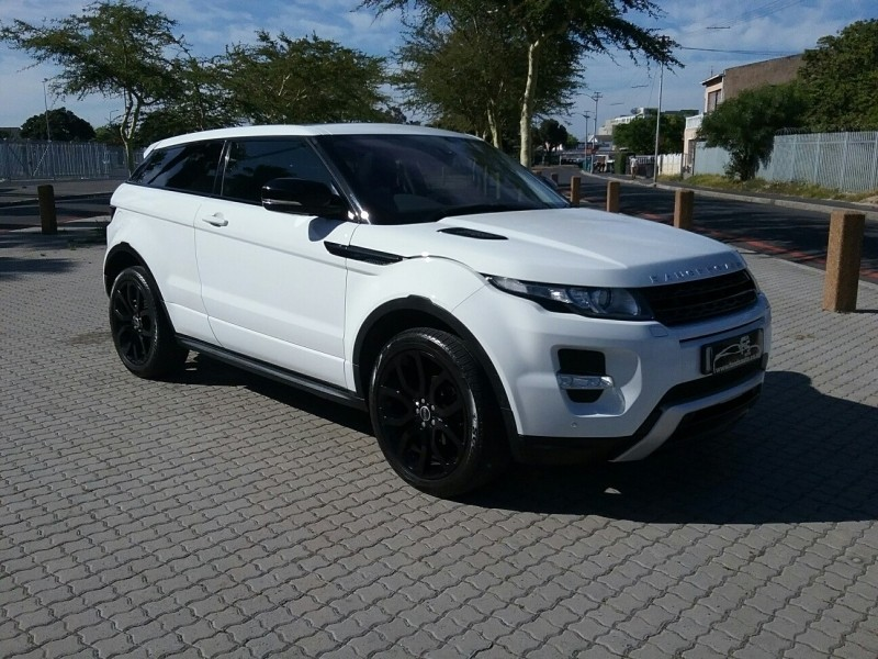 used land rover evoque 2 0 si4 dynamic coupe for sale in western cape id 2850678. Black Bedroom Furniture Sets. Home Design Ideas