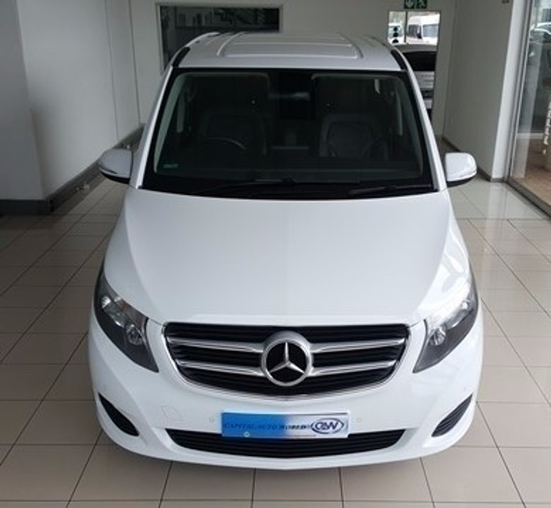 Used mercedes benz v class v200 cdi a tlow 38500kms for for Mercedes benz v class for sale