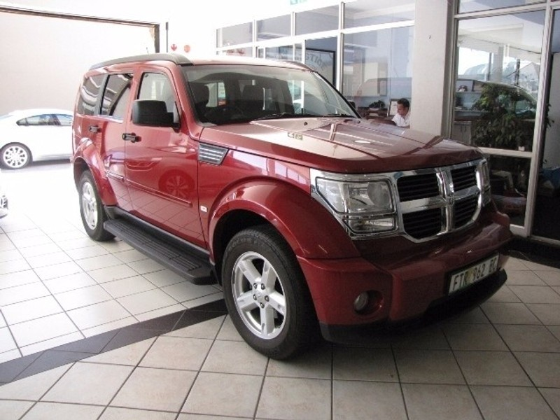 used dodge nitro nitro 2 8 sxt crd a t 4x4 for sale in eastern cape id 2850832. Black Bedroom Furniture Sets. Home Design Ideas