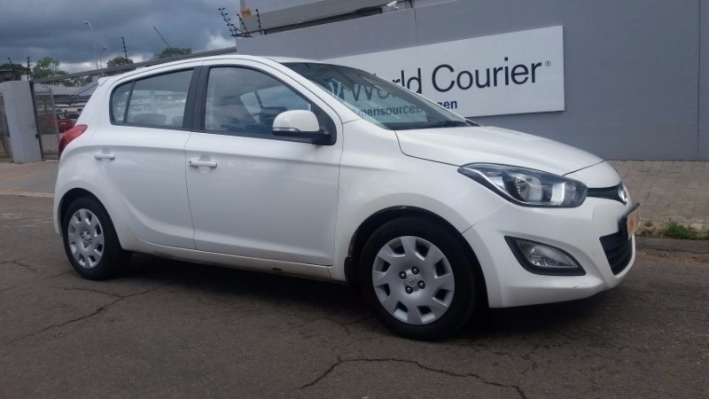 Used Hyundai I20 1 4 Glide For Sale In Gauteng