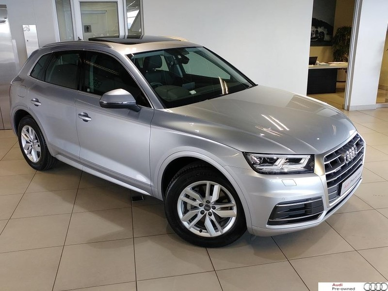 used audi q5 2 0 tdi quattro stronic sport for sale in gauteng id 2852116. Black Bedroom Furniture Sets. Home Design Ideas