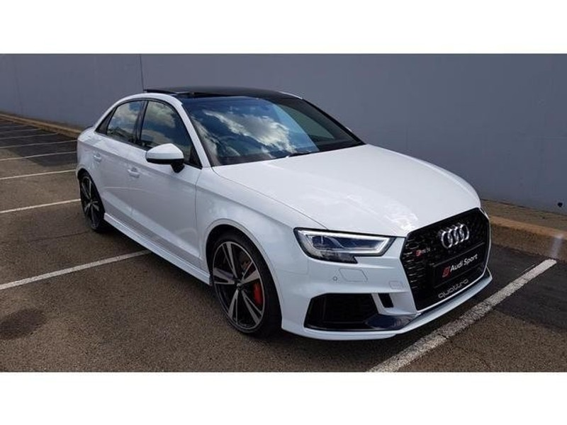 used audi rs3 2 5 stronic for sale in gauteng id 2852124. Black Bedroom Furniture Sets. Home Design Ideas