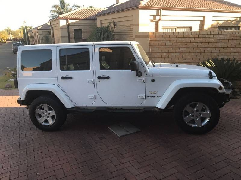used jeep wrangler 2 8 crd unltd sahar a t for sale in gauteng id 2852628. Black Bedroom Furniture Sets. Home Design Ideas