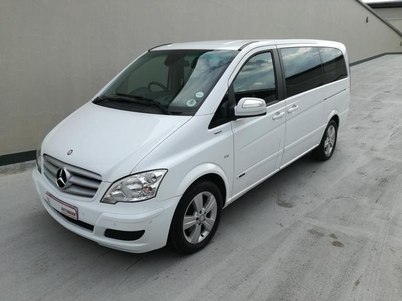 Used mercedes benz viano 3 0 cdi trend a t for sale in for Mercedes benz stadium seats for sale