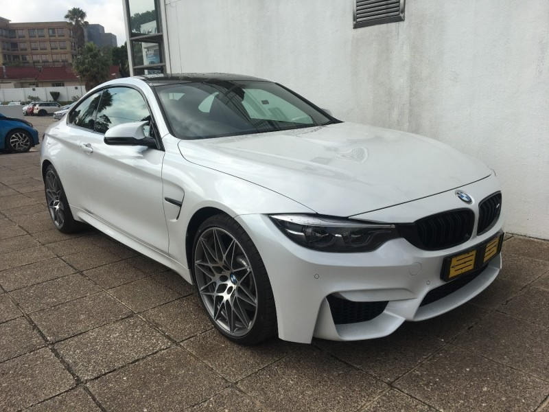 used bmw m4 coupe m dct competition for sale in gauteng id 2853712. Black Bedroom Furniture Sets. Home Design Ideas