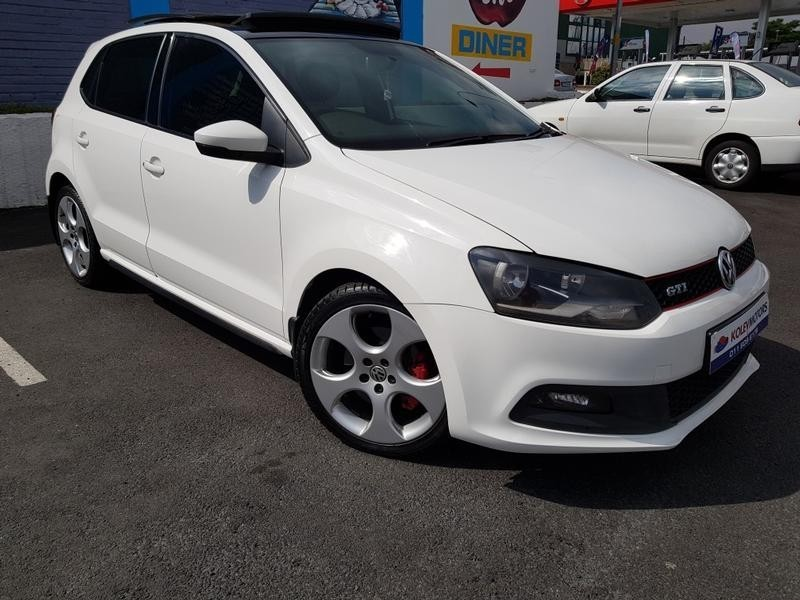 used volkswagen polo gti dsg for sale in gauteng id 2854470. Black Bedroom Furniture Sets. Home Design Ideas
