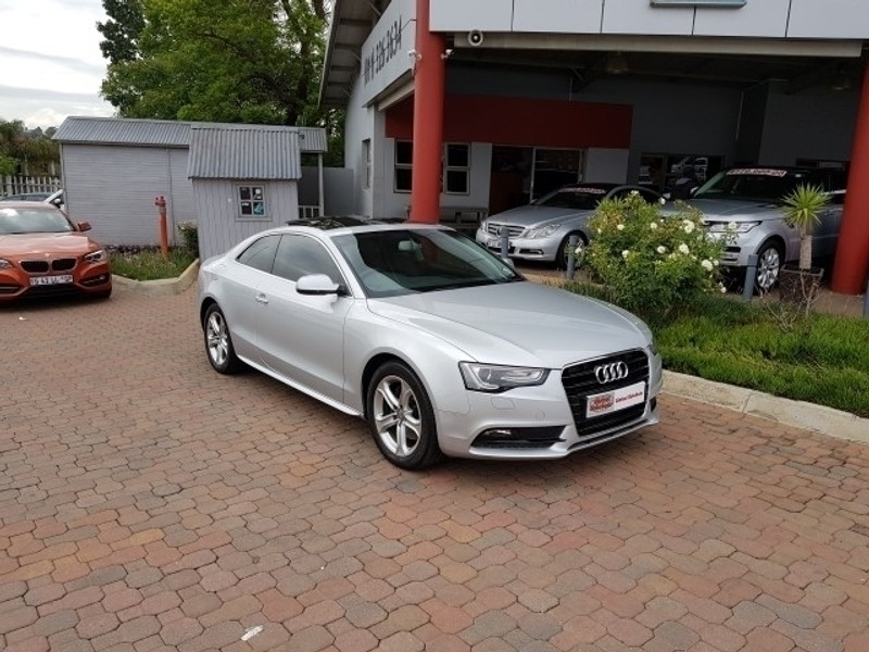 used audi a5 2 0t fsi multi for sale in gauteng id 2854640. Black Bedroom Furniture Sets. Home Design Ideas