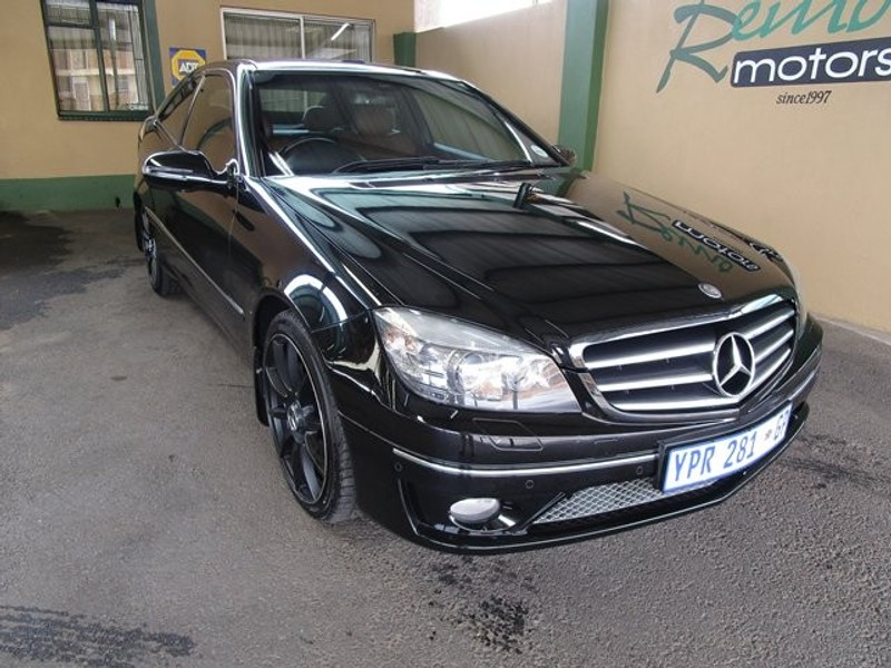 Used mercedes benz clc class clc 350 for sale in gauteng id 2854668 - Mercedes clc coupe for sale ...