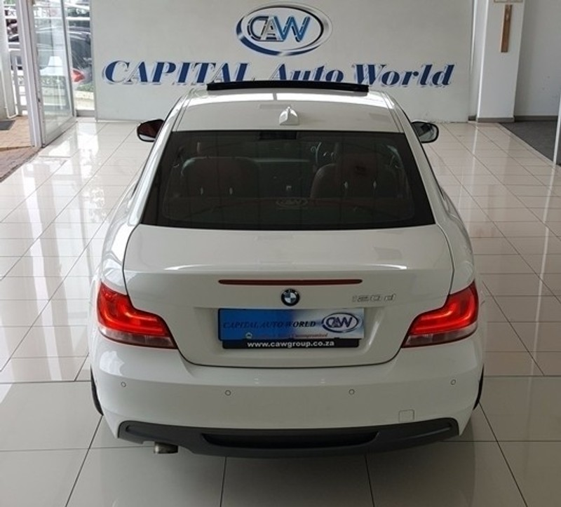 Used BMW 1 Series (E82) 120d Coupe A/t 130KW For Sale In