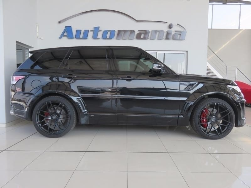 used land rover range rover 2015 range rover sport supercharged hse dynamic for sale in gauteng. Black Bedroom Furniture Sets. Home Design Ideas