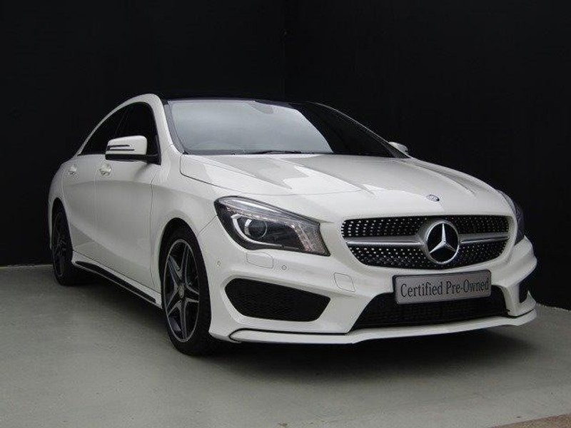 used mercedes benz cla class cla200 amg auto for sale in kwazulu natal id 2855360. Black Bedroom Furniture Sets. Home Design Ideas
