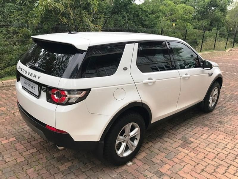 used land rover discovery sport 2 0 si4 se for sale in mpumalanga id 2855650. Black Bedroom Furniture Sets. Home Design Ideas