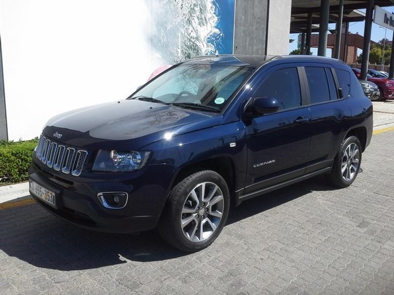 used jeep compass 2 0 cvt ltd for sale in western cape id 2855688. Black Bedroom Furniture Sets. Home Design Ideas