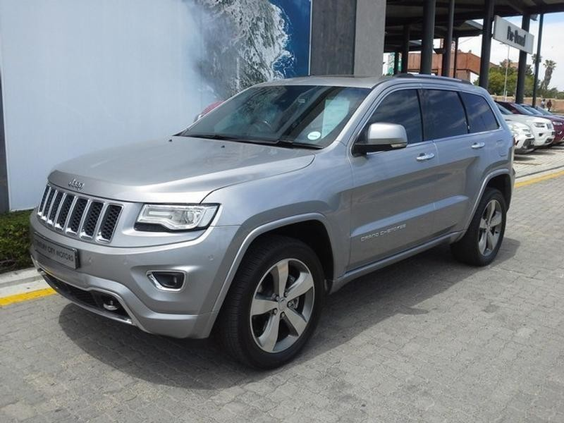 Used Jeep Grand Cherokee 30l V6 Crd Oland For Sale In Western