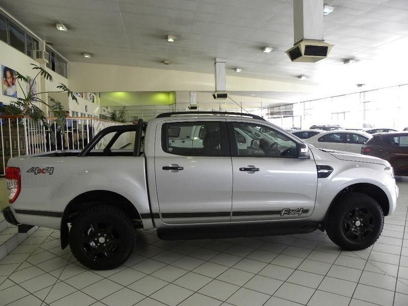 Used Ford Ranger 3 2tdci Xlt Auto Double Cab Bakkie For