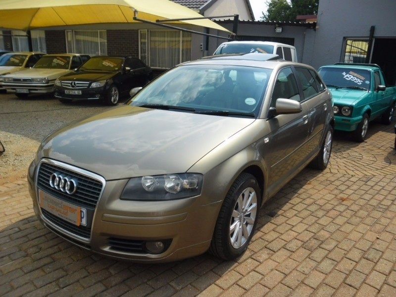 used audi a3 2 0 fsi ambition for sale in gauteng id 2856662. Black Bedroom Furniture Sets. Home Design Ideas