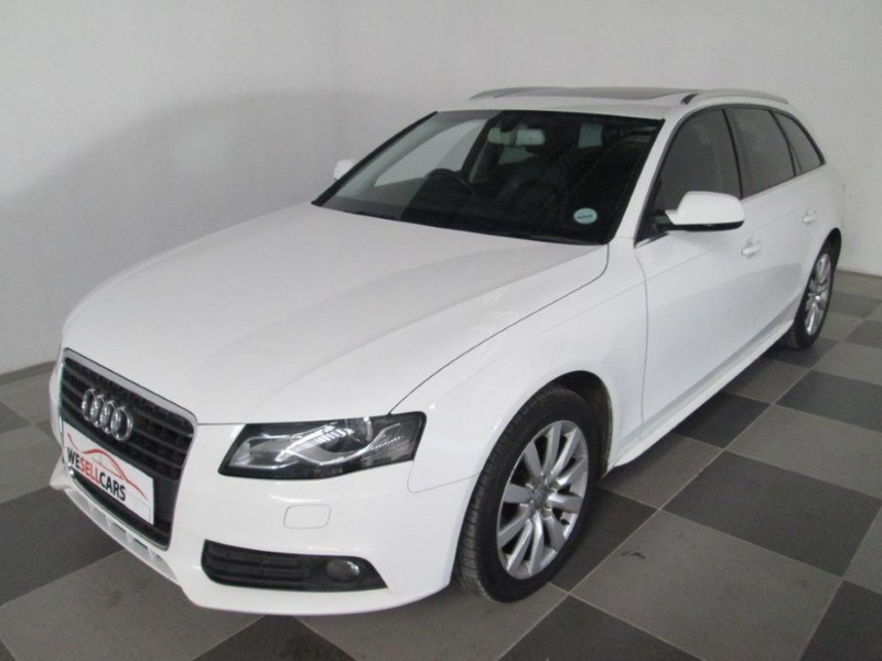 Audi A4 for Sale Used  Carscoza